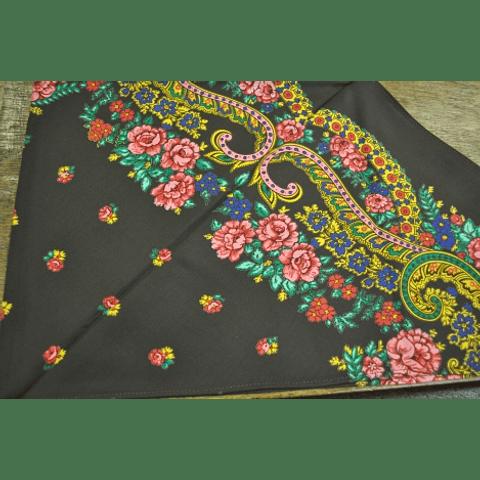 Meadela scarf in brown