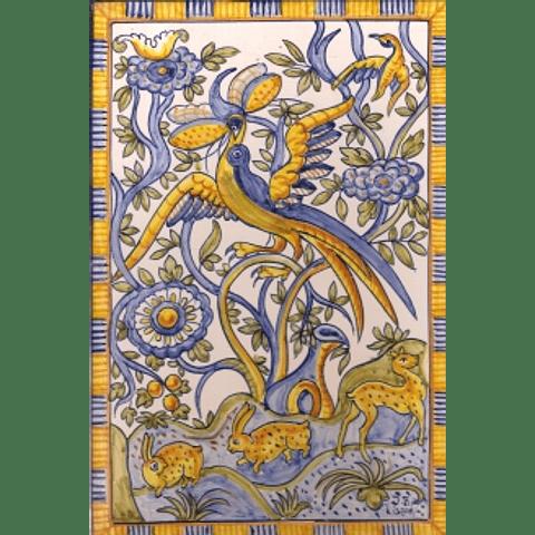 Museum Birds #1