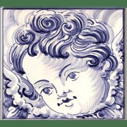 Azulejo Individual Anjo 5 ANB