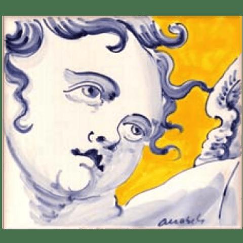 Azulejo Individual Anjo 9 ANB