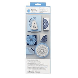 Martha Stewart Crafts 42-96000 Doily Punch Starter Kit