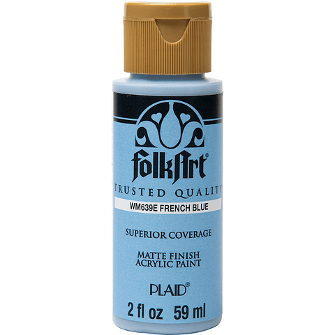 639 FolkArt ® Acrylic Colors - French Blue