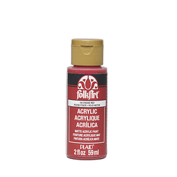 436 FolkArt ® Acrylic Colors - Engine Red