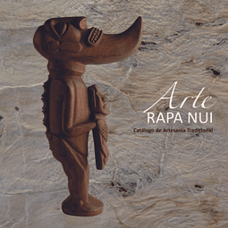 PROMOCIÓN Catálogo de Arte Tradicional Rapa Nui + set de tarjetas