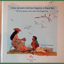 Cuento Infantil - Como las aves marinas llegaron a Rapa Nui