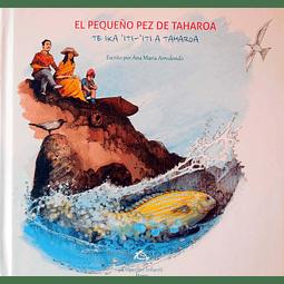 Cuento Infantil - El pequeño pez de Taharoa