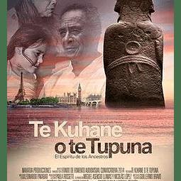 DVD Te Kuhane o te Tupuna, The Spirit of the Ancestors.