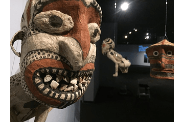 MUSEO BISHOP, HAWAII USA / 2018 – 2019