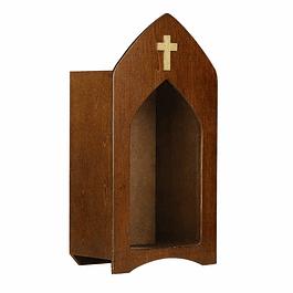 Oratório/Nicho em madeira