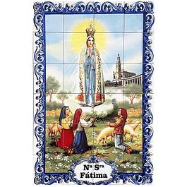 Azulejo de Fátima 24 peças