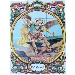 Azulejo de São Miguel 12 peças