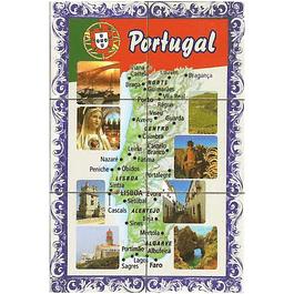 Íman azulejo de Portugal