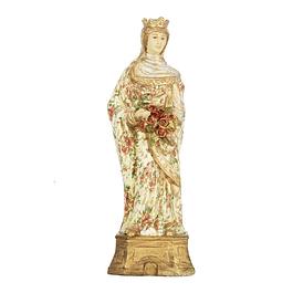 Rainha Santa Isabel artesanal