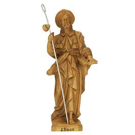 Estátua de São Tiago 35 cm