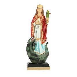 Santa Margarida da Escócia 21 cm