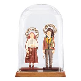 São Francisco e Santa Jacinta