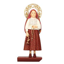 Santa Jacinta Marto 15 cm