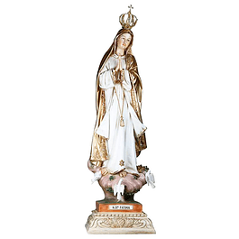 Nossa Senhora de Fátima 75 cm