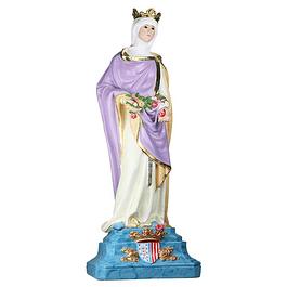 Rainha Santa Isabel 70 cm