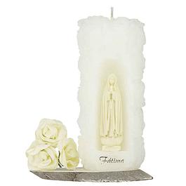 Vela com Nossa Senhora perfumada