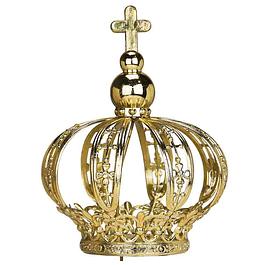 Coroa de Plástico grande