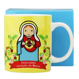 Caneca de Imaculado Coração de Maria
