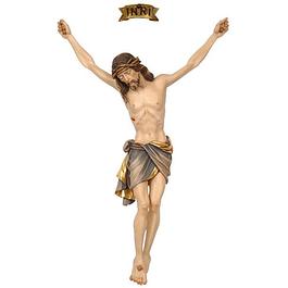 Estátua de Cristo sem cruz - madeira