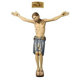 Estátua de Cristo S. Damião - madeira