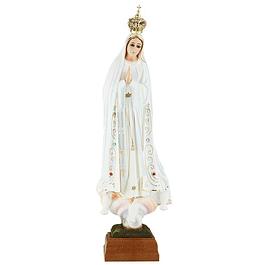 Nossa Senhora de Fátima 28 cm