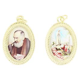 Medalha Padre Pio