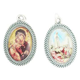 Medalha de Nossa Senhora com Menino Jesus