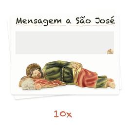 Cartões de São José
