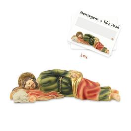 São José a dormir