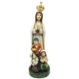 Imagem Nossa Senhora e três Pastorinhos