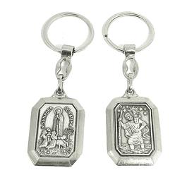 Chaveiro de São Cristóvão e de Nossa Senhora de Fátima