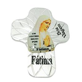 Íman cruz com Nossa Senhora