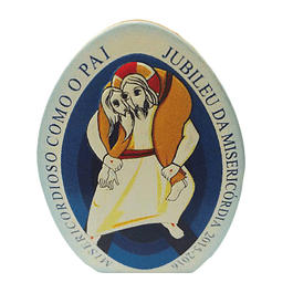 Placa Jubileu da Misericórdia