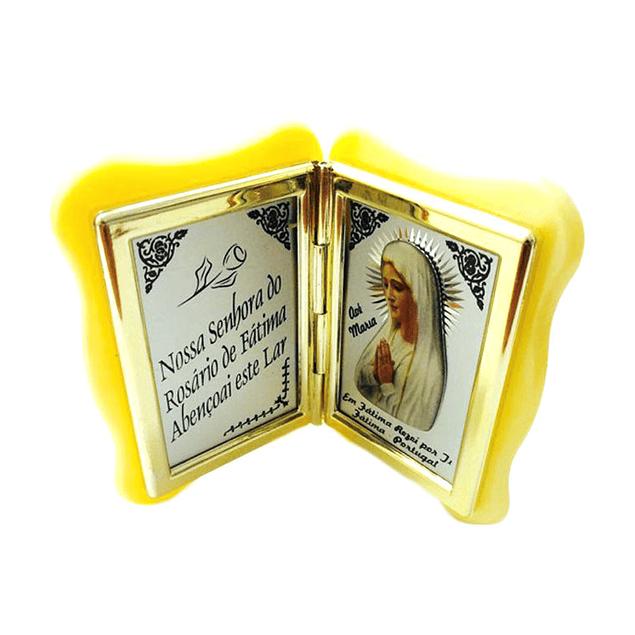 Placa de Nossa Senhora