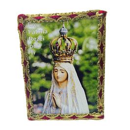 Placa com Imagem de Nossa Senhora