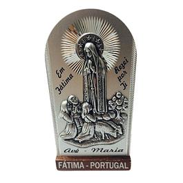 Placa da Aparição de Nossa Senhora