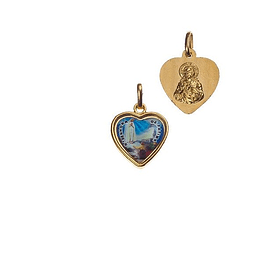 Medalha da Aparição de Nossa Senhora de Fátima