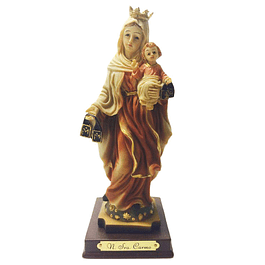 Statue of Our Lady of Mount Carmel
