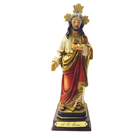 Statue of Sacred Heart of Jesus