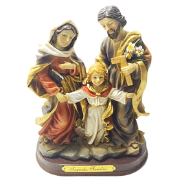 Statue of Holy Family