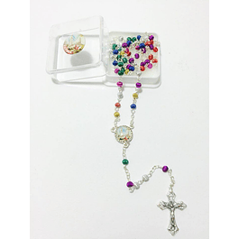 Colourful Rosary of Our Lady of Fatima