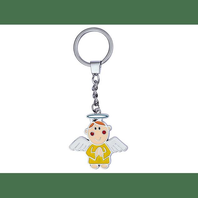 Chaveiro anjo da guarda