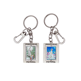 Keychain apparition and Our Lady of Fatima