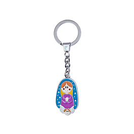 Key Chain Colorful Angel