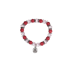 Crystal Bracelet and Beads