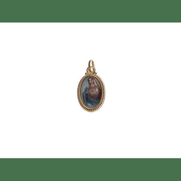 Medalha Imaculado Coração de Maria
